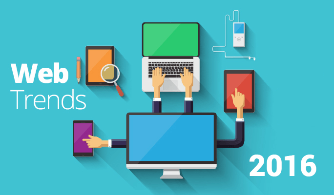 Website Design Trends You Must know For 2015 & 2016