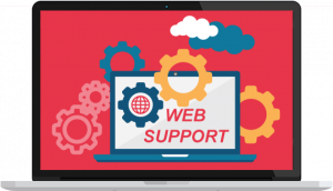 Web Support, website maintenance services
