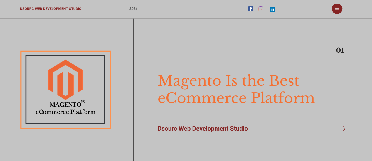 Why Magento Is the Best Platform for an eCommerce Website.